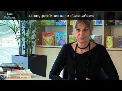 Sue Palmer - Skeletons For Organising Writing