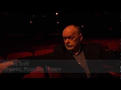 Organist adds original music to silent films at local theater