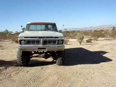 Eds Truck For Sell 72 F 150 4x4 Youtube