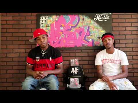 ANF Brewer Boi ft. ANF KWood Interview