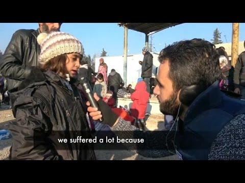 الفتاة السورية بانا العابد تحلم بالعودة يوما ما إلى حلب  - نشر قبل 21 ساعة