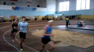 Чемпионат Крыма,3000 м