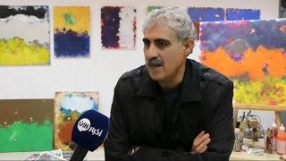 أخبار حصرية - فنان ليبي يطوع #الألوان في خدمة #السلام في #ليبيا