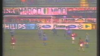 1992 (November 25) AC Milan (Italy) 4-IFK Gothenburg (Sweden) 0 (Champions League)-Group Phase.mpg