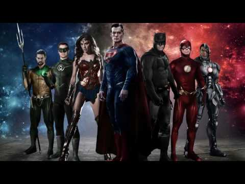 Trailer Music Justice League (Theme Song) - Soundtrack Justice League