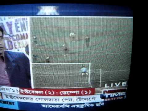 EASTBENGAl vs DEMPO SPORTS CLUB  EL CLASSICO of INDIAN FOOTBAL