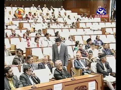 PM Prachanda speak after return from India
