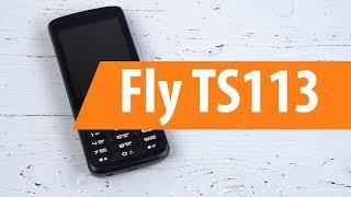 Распаковка Fly TS113 / Unboxing Fly TS113