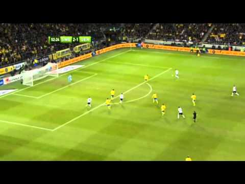 Sweden vs Germany - 2014 World Cup Qualifier