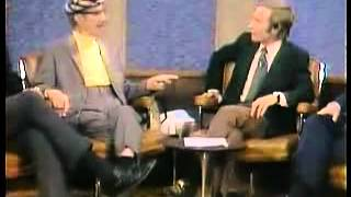 Truman Capote on The Dick Cavett Show  Pt 1 of 2