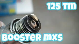 125 TM / FIN BOOSTER MXS.