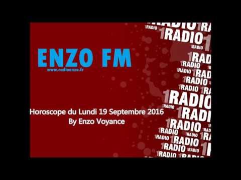 horoscope 19 septembre 2016 sur radio enzo
