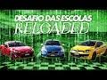 RENAULT MEGANE R.S. x VOLVO V40 x TOYOTA GT 86 - VR C/ RUBENS BARRICHELLO  #107   ACELERADOS
