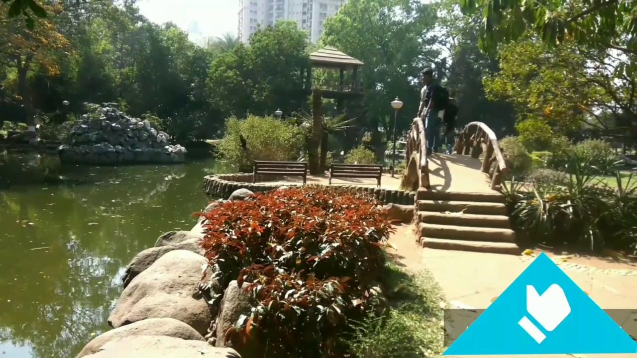 powai garden nirvana park vlog