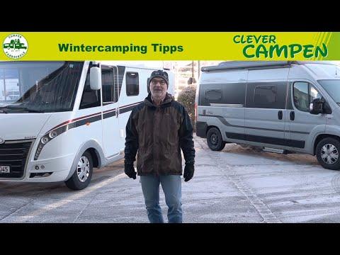 Tipps Zum Wintercamping Für Eiskalte Einsteiger - Die Camper Fahrschule | Clever Campen