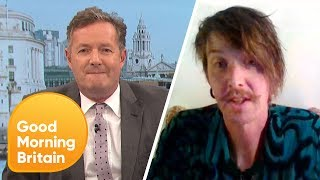 Piers Morgan Debates With Parent Fighting for Their Child's Right to Remain Genderless
