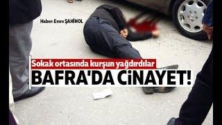 Samsun'da ATM önünde silahlı saldırı!