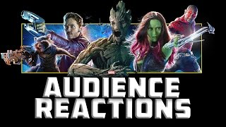Guardians of the Galaxy {SPOILERS} : Audience Reactions | July 31, 2014