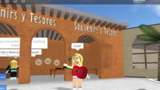 My Trip To Mexico! Roblox Travel Vlog
