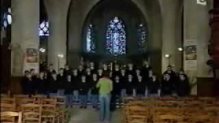 Les Petits Chanteurs à la Croix de Bois - Reportage de France 3