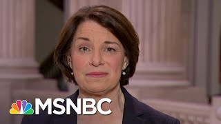 Sen. Amy Klobuchar: 'We Can't Let Everyone In The Country Go Bankrupt'   The Last Word   MSNBC