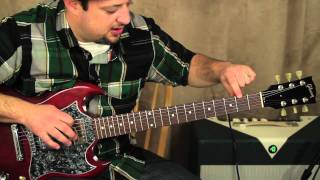 Guitar Lessons - Alice in Chains - Rooster - How to Play on Guitar - Gibson SG