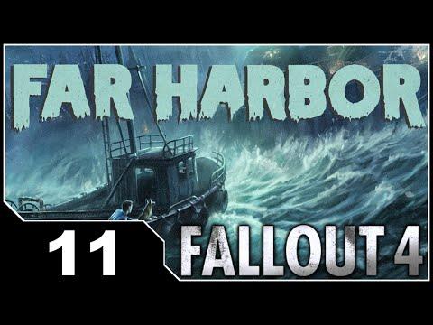 Fallout 4: Far Harbor - EP11 Cranberry Island Generators