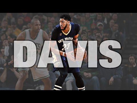 Anthony Davis West All-Star Starter | 2017 Top 10
