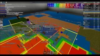 ROBLOX Tropical Events - Tropical Storm Danielle