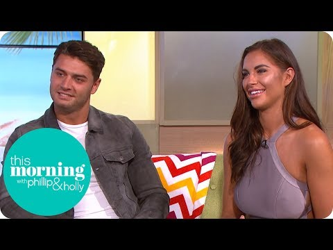 Have Jess and Mike Become More Than Just Friends Since Leaving Love Island? | This Morning
