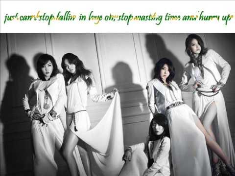 4Minute - Say my name (+english lyrics)