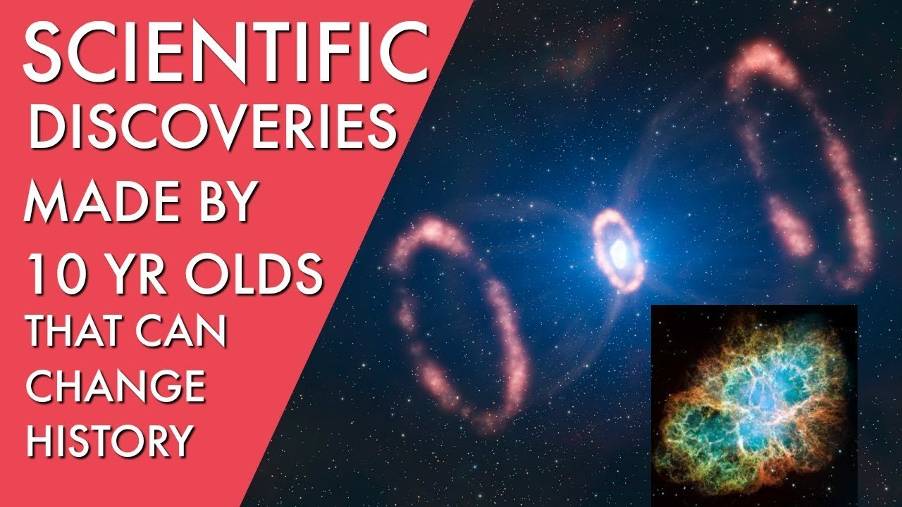 recent discoveries in science - 1280×720