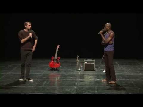 La guerre en performance - David Lescot et Delavallet Bidiefono