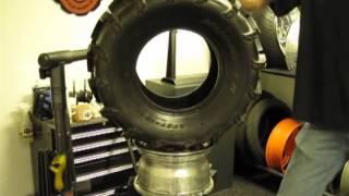 ATV Tire Change