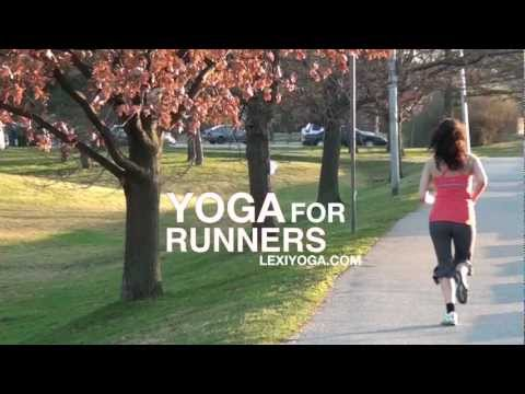 12 Yoga Poses for Runners