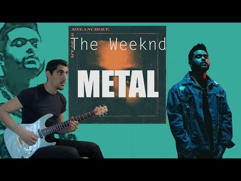 The Weeknd- Call Out My Name, but Metal. (in 7 genres)