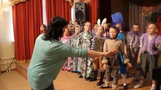 Фрагмент урока преподавателя Погодиной К.В. «Подготовка к конкурсному выступлению» с учащимися 1 кл.