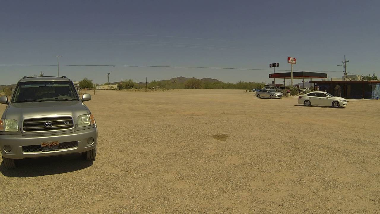 Granny Mac\'s Kitchen, Why Not Store & Tow Truck Junk Yard, Why, AZ ...