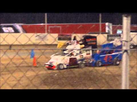 Snydersville Raceway Slingshot Division 3/30/13