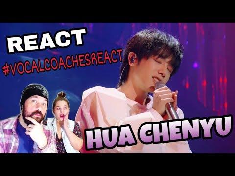 VOCAL COACHES REACT: HUA CHENYU - CHILD SINGER 2018