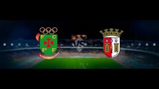 Пасуш де Феррейра Брага КФ 2 бесплатный прогноз на матч Чемпионата Португалии