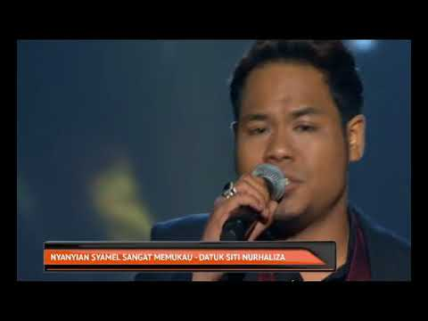 Nyanyian Syamel sangat memukau - Datuk Siti Nurhaliza