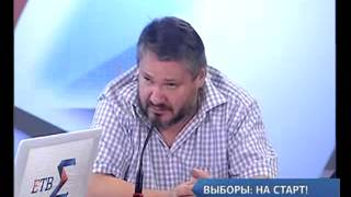 Политик Антон Баков Ройзман живет в мире иллюзий
