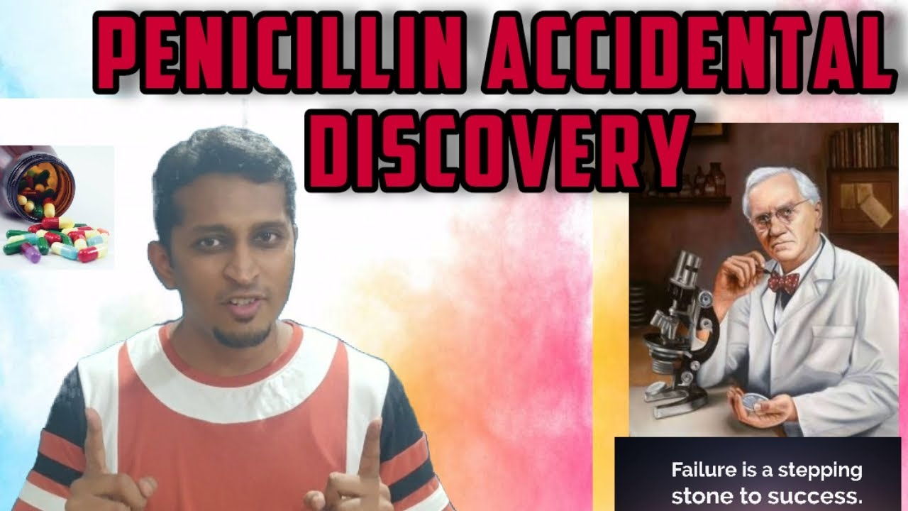 Download Antibiotic- PENICILLIN an Accidental Discovery (Inspiring story)