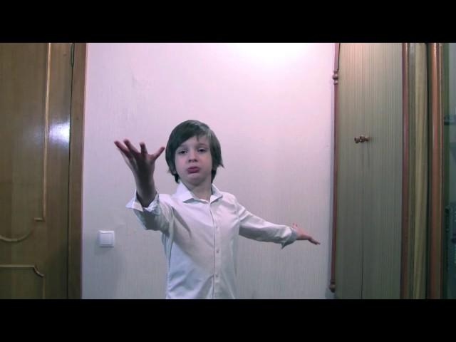 Изображение предпросмотра прочтения – ДаниилТкачев читает произведение «Баллада о маленьком человеке» Р.И.Рождественского