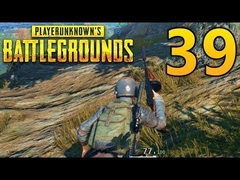 [39] Suppressed Tommy Gun!!! (PlayerUnknown's Battlegrounds Multiplayer)
