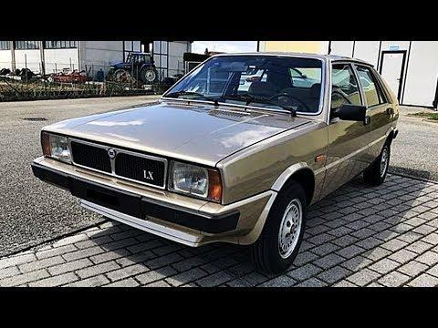 lancia delta 1500 lx, model year 1982 - youtube