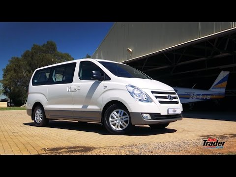 2016 Hyundai H 1 2.5CRDi More van for your money