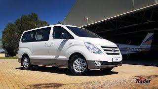 2016 Hyundai H-1 2.5CRDi - More van for your money