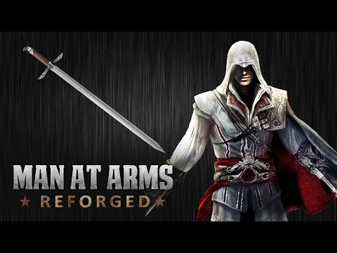 Sword of Altair - Assassin's Creed - MAN AT ARMS: REFORGED
